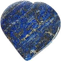 Reiki heilende Energie geladen natur Lapis Lazuli Herzform Kristall Palm Stone (2x 3cm) Geschenk preisvergleich bei billige-tabletten.eu