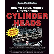 How to Build, Modify & Power Tune Cylinder Heads (English Edition)