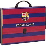 FC Barcelona - Maletín cartón (Safta 511529694)