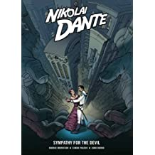 Nikolai Dante: Sympathy for the Devil by Morrison, Robbie, Fraser, Simon, Burns, John (2012) Perfect Paperback