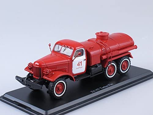 Start Scale Models SSM1013 - Camion-citerne d'Incendie ZIL-157 | La Mode De