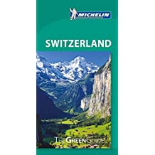 Michelin The Green Guide Switzerland (MICHELIN Grüne Reiseführer)