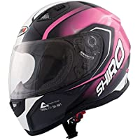 Shiro Casco Sh881 Motegi Rosa (L)