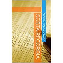 Costa recordia (Italian Edition)