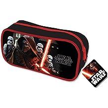 "Cartuchera porta lápices Star Wars VII: The Force Awakens/ El Despertar de la Fuerza ""Kylo Ren"""