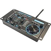 Ibiza 15-2374 DJM160FX-BT Table de mixage