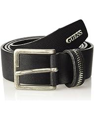 Guess Exposed Zip Belt-M63z32l0gr0, Ceinture Homme