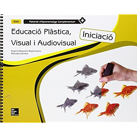 MAC - EDUCACIO PLASTICA. VISUAL I AUDIOVISUAL 1 ESO. QUADERN ESO: