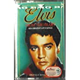 Elvis - from the Heart: His Greatest Love Songs [CASSETTE] (UK Import) [Musikkassette]