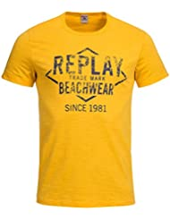 T-Shirt Replay Beachwear
