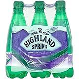 Highland Sparkling eau de source naturelle printanières (6x500ml) - Paquet de 2
