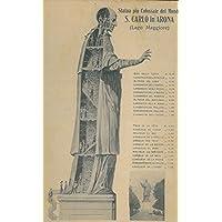 Statua piu' colossale del mondo. S. Carlo