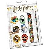Agenda escolar 2019/2020 día página S Harry Potter: Amazon.es ...