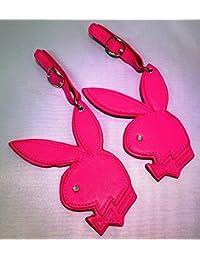 Playboy Etiqueta para dirección, rosa (Rosa) - PX0031