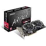 MSI RX 480 ARMOR 8GO OC Carte graphique AMD Radeon RX480 Armor 1291MHz 8 Go PCI Express x16 3.0