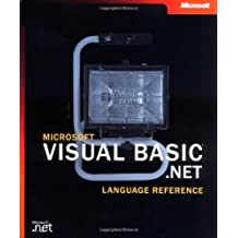 Microsoft® Visual Basic® .NET Language Reference (Pro-Documentation)