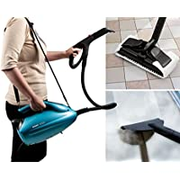 Domo DO231SR Portable steam cleaner 1.5L 2000W Azul limpiador a vapor - Vaporeta (Portable steam cleaner, Azul)