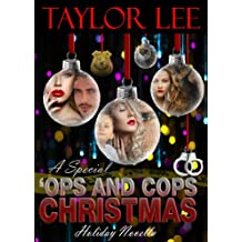 A Special 'Ops and Cops Christmas: Sexy Romantic Suspense Holiday Novella (The All Fired UP Series Book 6) (English Edition)