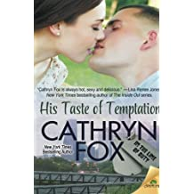 His Taste of Temptation by Cathryn Fox (2015-11-03)