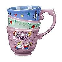Disney Coffee Cup Mug - Alice In Wonderland Mad Tea Party