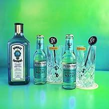 Bombay Sapphire London Dry Gin + Tonic Set / Geschenkset
