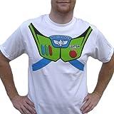 Disfraz de camiseta de Buzz Lightyear Toy Story 123para hombre