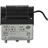 Astro 214336al 331G amplificatore per allacciamento domestico B (3.1) KDG Nero prezzi su tvhomecinemaprezzi.eu