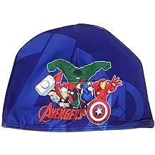 Cuffia Nuoto Mare Piscina Avengers Bambino in Tessuto Elasticizzato 4adbeaacf3b5