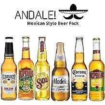 Pack de Cervezas Mexicanas - Cervezas de Mexico (Mejico) - Desperados Mojito