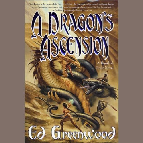 A Dragon's Ascension  Audiolibri