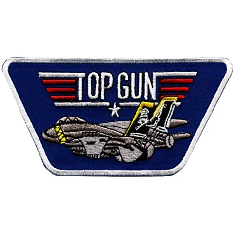 USA Top Gun Navy Fighter Weapons School US Patch Toppa