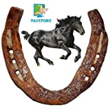 PAYSTORE Iron Horse Shoe/Kale Ghode Ki Naal (Shani Dosh Niwaran)