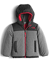 The North Face - Chaqueta reversible para niño (temporada pasada)