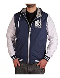 Redskins Blouson Homme Pulbuf Navy/white