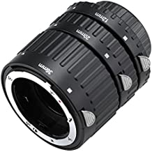 El enfoque automático de extensión macro Tubo Set para Nikon D3200 D3300 D5200 D7100 D5300 D7200 D7000 D3100 D90 D5100 D5500 Digital SLR