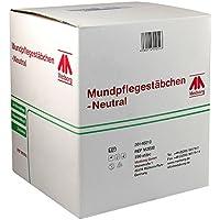 MUNDPFLEGESTÄBCHEN Schaumstoff neutral 250 St preisvergleich bei billige-tabletten.eu