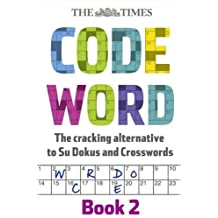 The Times Codeword 2 by The Times Mind Games (2010-07-08)
