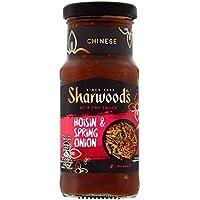 Sharwood's Salsa Salteado - Hoi Pecado Y Cebolleta (195g) (Paquete de 6)