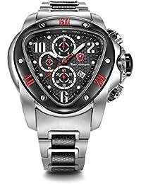 bf807282261d Tonino Lamborghini productos Spyder 1500 1501 Cronógrafo Jumbo reloj para  hombre