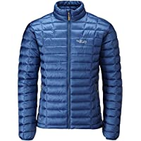 RAB MENS ALTUS JACKET INK/MIMOSA (SMALL)