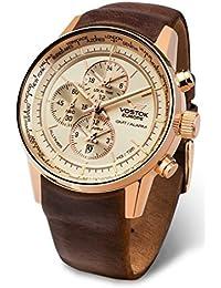 Vostok Europe Reloj de caballero YM26-565B294