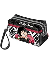 BETTY BOOP NECESER DOBLE FLORES
