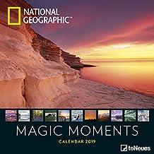 2019 Nat Geog Magic Momen 30x30 Grid Cal