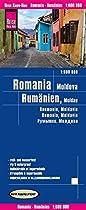 Romania & Moldova rkh r/v (r) wp GPS