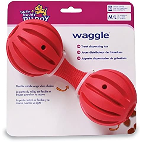 PetSafe Occupato amici Puppy Waggle - Medium