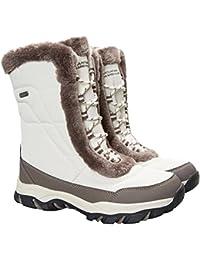 Mountain Warehouse Botas de nieve Ohio para mujer
