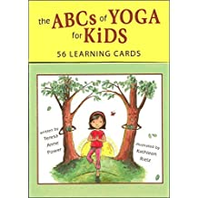 The ABCs of Yoga for Kids Learning Cards by Teresa Anne Power (2011-04-01)