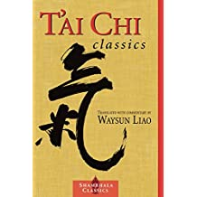 Tai Chi Classics (Shambhala Classics)