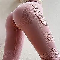Baycheey Americana Gimnasio polainas yoga de la aptitud de los pantalones de deportes de las mujeres de nylon ahueca hacia fuera la empuja hacia arriba el secado rápido del entrenamiento hueco de depo