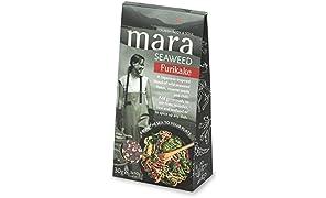 Mara Seaweed Furikake Pouch 3x10g